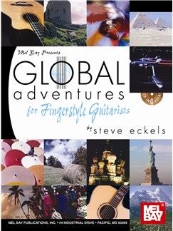 Global Adventures for Fingerstyle Guitarists Books and CDs | Guitar, Guitar Tab