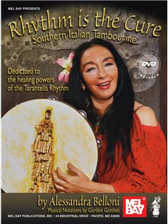 Rhythm Is The Cure: Southern Italian Tambourine Books and DVDs / Videos | Percussion
