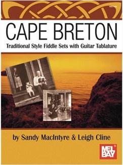 Cape Breton - Traditional Style Fiddle Sets Books | Violin