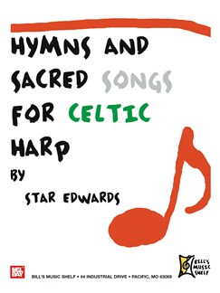 Hymns & Sacred Songs for Celtic Harp Books | Harp
