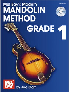 Modern Mandolin Method Grade 1 Books and CDs | Mandolin