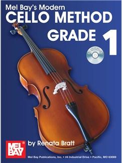 Modern Cello Method, Grade 1 Books and CDs | Cello