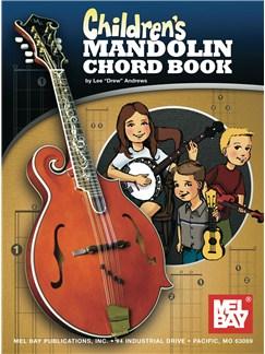 Children's Mandolin Chord Book Books | Mandolin