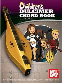Children's Dulcimer Chord Book Books | Dulcimer