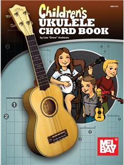 Lee Drew Andrews: Children's Ukulele Chord Book Books | Ukulele