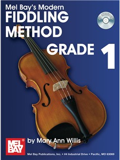 Modern Fiddling Method Grade 1 Books and CDs | Violin