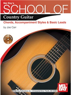 School of Country Guitar: Chords, Accompaniment, Styles & Basic Books and CDs | Guitar