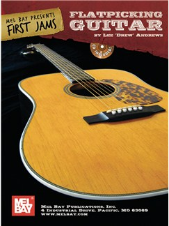First Jams:  Flatpick Guitar Books and CDs | Guitar, Guitar Tab