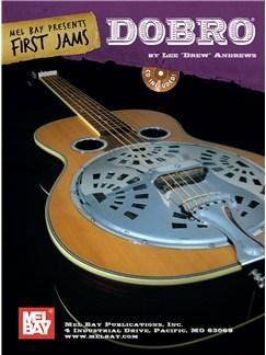 First Jams:  Dobro Books and CDs | Guitar Tab, Dobro