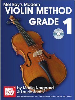 Modern Violin Method, Grade 1 Books and CDs | Violin