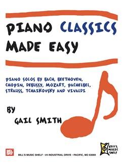 Piano Classics Made Easy Books | Piano