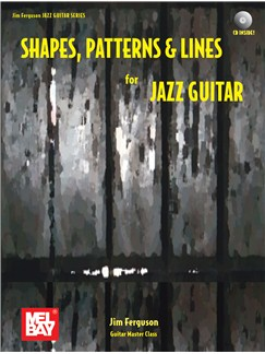 Shapes, Patterns And Lines For Jazz Guitar Books and CDs | Guitar Tab