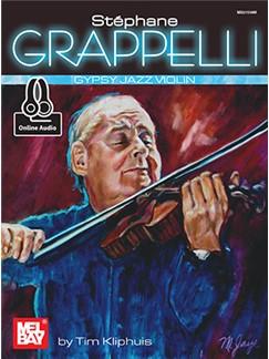 Tim Kliphuis: Stephane Grappelli Gypsy Jazz Violin (Book/Online Audio) Books and Digital Audio   Violin