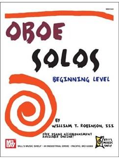 Oboe Solos: Beginning Level Books | Oboe