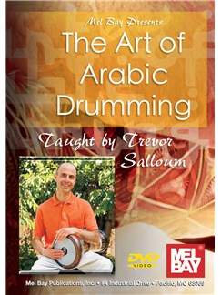 The Art of Arabic Drumming DVDs / Videos | Percussion