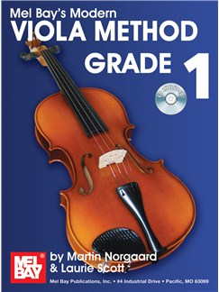 Modern Viola Method, Grade 1 Books and CDs | Viola