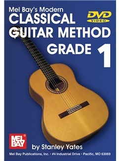 Modern Classical Guitar Method: Grade 1 DVDs / Videos | Guitar