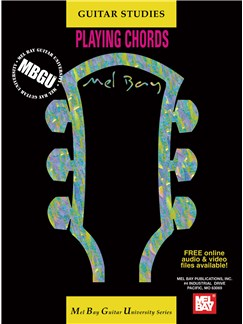 MBGU:  Guitar Studies - Playing Chords Books | Guitar
