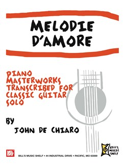 Melodie D'Amore Books | Guitar