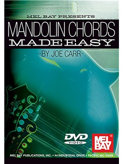Mandolin Chords Made Easy DVDs / Videos | Mandolin