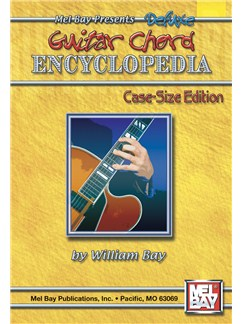 Deluxe Guitar Chord Encyclopedia : Case-Size Edition Books | Guitar
