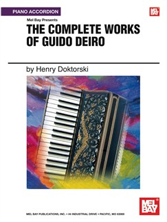 Complete Works of Guido Deiro Books | Accordion
