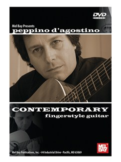 Peppino D'Agostino: Contemporary Fingerstyle Guitar DVDs / Videos | Guitar