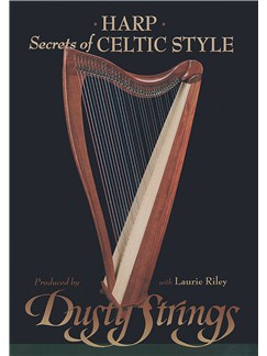 Harp: Secrets Of Celtic Style DVDs / Videos | Harp