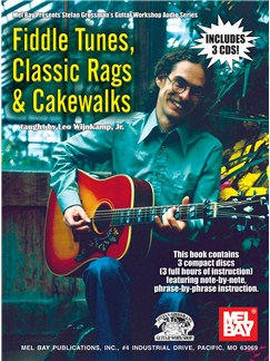 Fiddle Tunes, Classic Rags & Cakewalks Books and CDs | Guitar