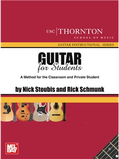 Guitar for Students (USC) Books | Guitar