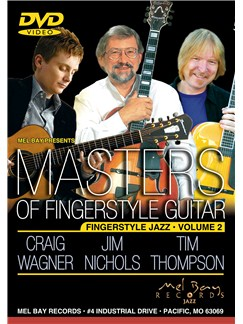 Masters Of Fingerstyle Guitar: Volume 2 DVDs / Videos | Guitar