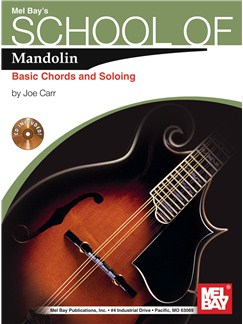 School of Mandolin: Basic Chords and Soloing Books and CDs | Mandolin