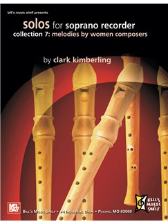 Solos for Soprano Recorder, Collection 7 Books | Recorder