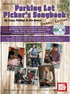 Parking Lot Picker's Songbook - Dobro Edt. Bk/2-CD Set Books and CDs | Guitar Tab, Dobro