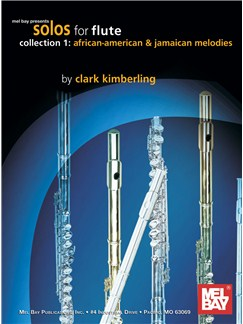 Solos for Flute, Collection 1: African-American & Jamaican Songs Books | Flute