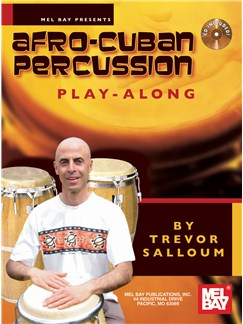 Afro-Cuban Percussion Play-Along Books and CDs | Percussion