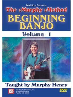 Murphy Henry: Beginning Banjo - Volume 1 DVDs / Videos | Banjo