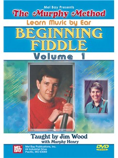 Beginning Fiddle: Vol. 1 DVDs / Videos | Violin
