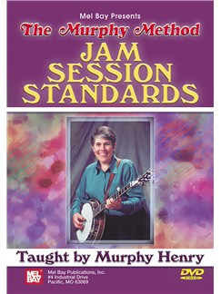 Jam Session Standards DVDs / Videos | Banjo