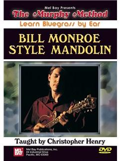 Bill Monroe Style Mandolin DVDs / Videos | Mandolin