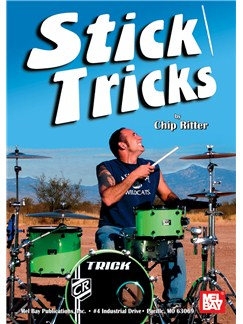 Stick Tricks DVDs / Videos | Drums