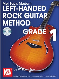 Modern Left-Handed Rock Guitar Method Books and CDs | Guitar, Guitar Tab