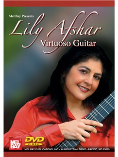 Lily Afshar: Virtuoso Guitar DVDs / Videos | Guitar