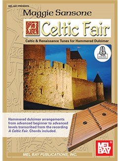 A Celtic Fair (For Hammered Dulcimer) (Book/Online Audio) Books and Digital Audio | Dulcimer