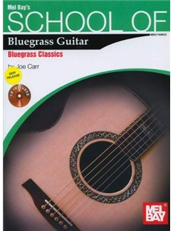 School of Bluegrass Guitar: Bluegrass Classics Books and CDs | Guitar
