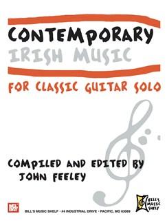 Contemporary Irish Music for Classic Guitar Solo Books | Guitar
