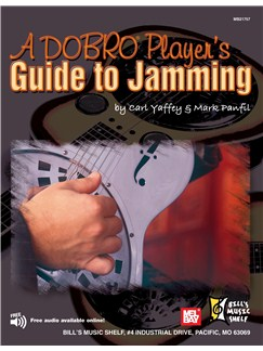 A Dobro Player's Guide to Jamming Books | Dobro