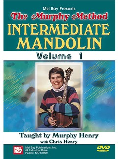 Intermediate Mandolin: Volume 1 DVDs / Videos | Mandolin
