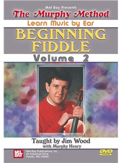 Beginning Fiddle: Volume 2 DVDs / Videos | Violin