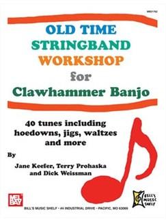 Old Time Stringband Workshop for Clawhammer Banjo Books | Banjo